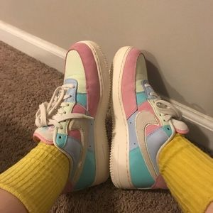 Nike Shoes - Easter Air Force 1's